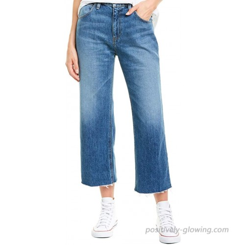 HUDSON Jeans Sloane Extreme Baggy Crop in After Hours After Hours 30 25 at  Women's Jeans store