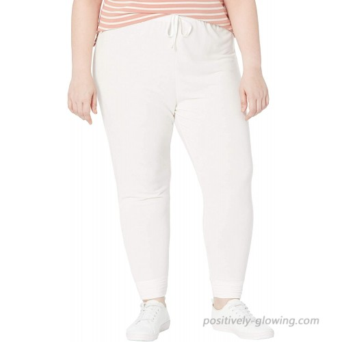 Yummie Women's Baby French Terry Slim Leg Lounge Jogger at  Women's Clothing store