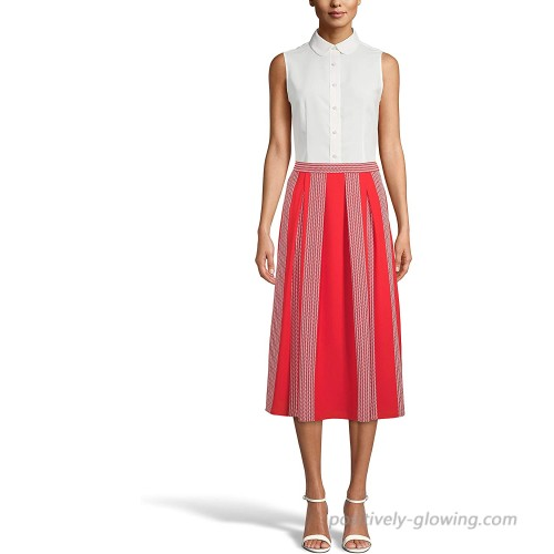 Anne Klein Women's Long Pleated Skirt at Women's Clothing store