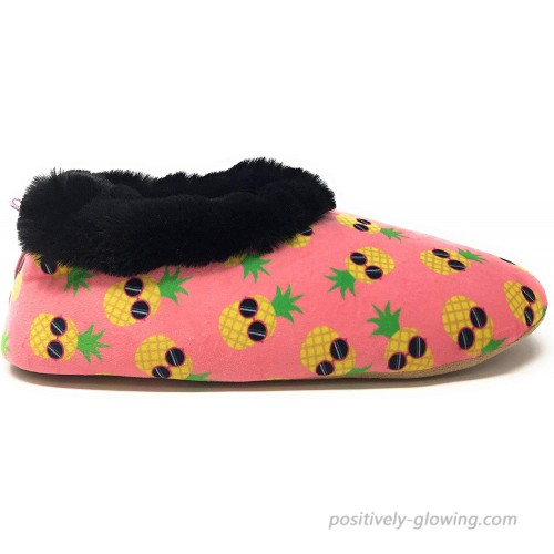 Women's Slippers Jyinstyle Warm Comfy Cozy House Slippers Fuzzy Plush Fleece Lined Indoor Slippers Slippers