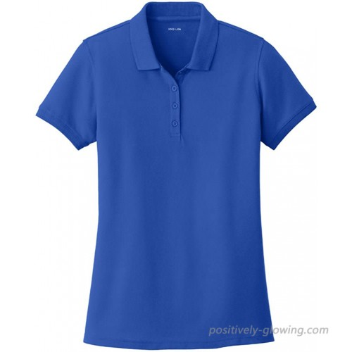 Joe's USA Ladies Core Classic Pique Polos in Sizes XS-6XL at  Women's Clothing store